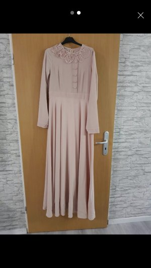 Robe de soirée rosé