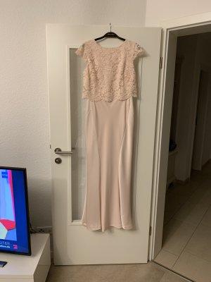 Abendkleid im zarten rosa