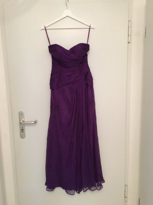 Abendkleid in lila