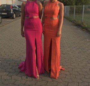 adilisk Evening Dress orange