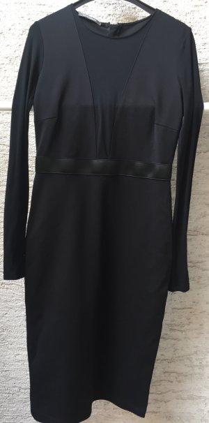 Abendkleid in Schwarz von Rene Lezard
