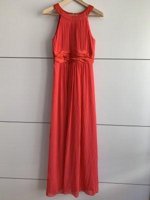 Abendkleid Kleid 34 Koralle