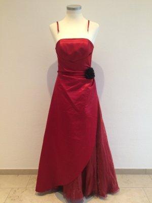 Abendkleid, Kleid, Hochzeit, Mariposa, 36, rot