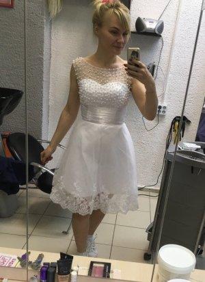 Abito da ballo bianco