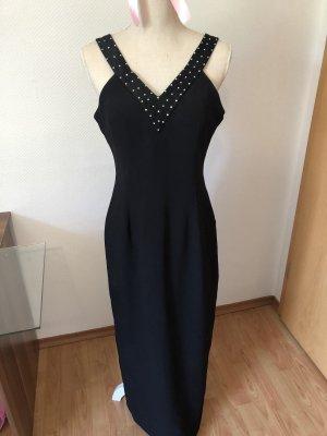 0039 Italy Robe de soirée noir