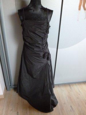 Abendkleid Kleid schwarz Vera Mont