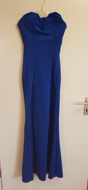 Asos Evening Dress blue