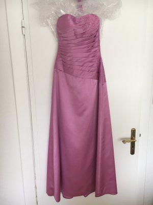 Abendkleid lang rosa von Lilly
