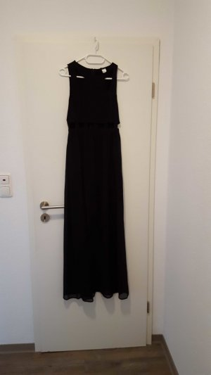 Abendkleid lang & schwarz H&M