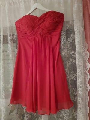 Abendkleid LAONA kurz Pink Gr. XL