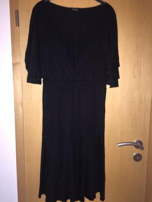 Abendkleid Laura Scott Gr. 46 schwarz