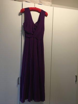 Abendkleid Max Mara lila