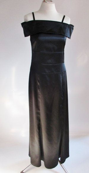 b.p.c. Bonprix Collection Robe de soirée noir tissu mixte