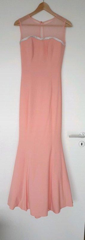 altanight Izmir Evening Dress apricot-salmon