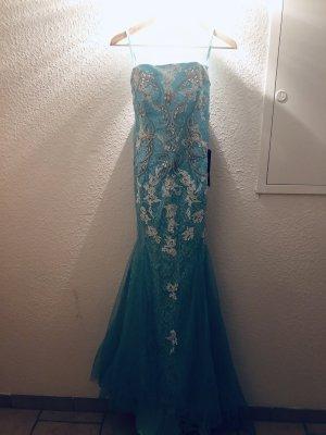 Abendkleid - Meerjungfrau
