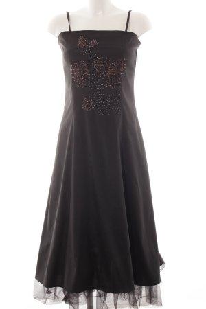 Abendkleid mehrfarbig Elegant