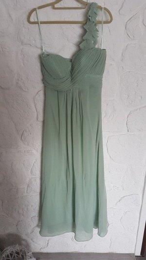 Abendkleid mint grün 36