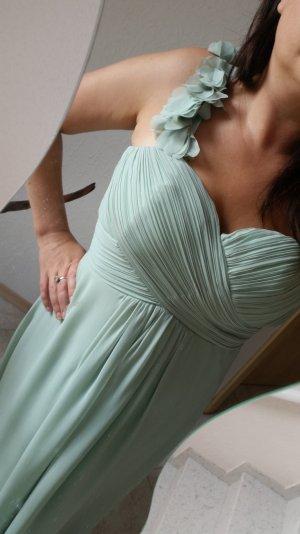 Abendkleid mint grün  40
