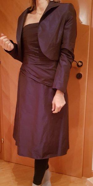 Abendkleid mit Blazer von Apanage