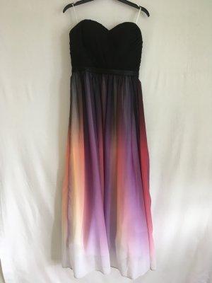 Abendkleid mit Farbverlauf