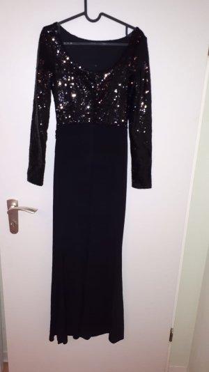 b.p.c. Bonprix Collection Sequin Dress black