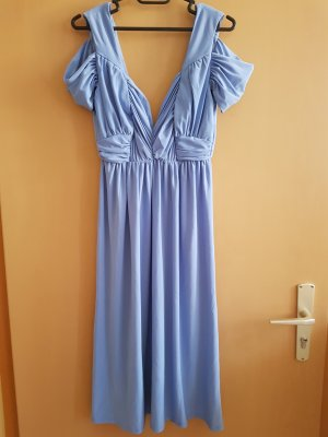 Asos Robe de soirée bleu
