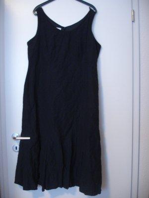 Abendkleid nachtblau ärmellos (Trägerkleid)