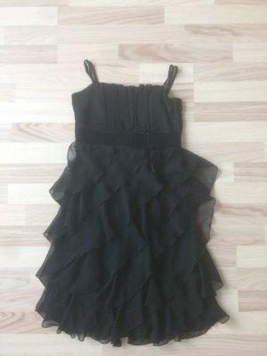 Abendkleid, Partykleid Gr.36 schwarz