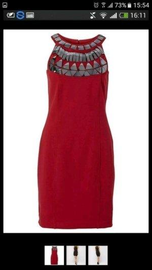 Abendkleid Partykleid in Rot gr.40 neu