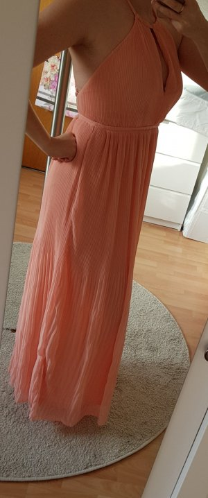 Abendkleid Plissee