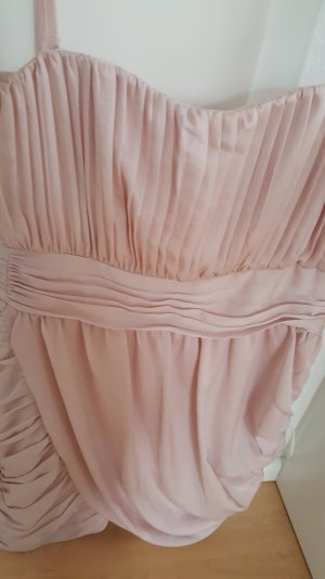 Abendkleid roséfarben kurz