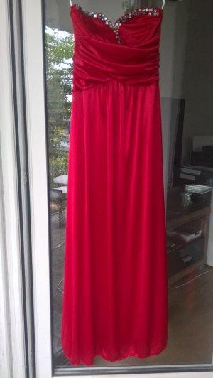 Abendkleid rot Gr. 38