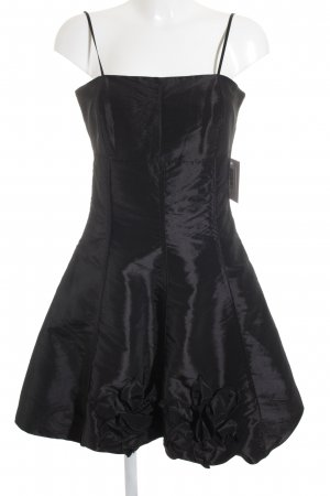 Avondjurk zwart elegant