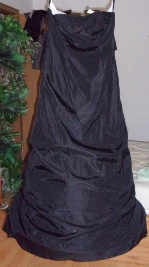 Zero Robe de soirée noir polyester
