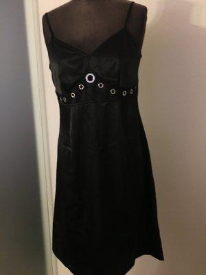 Abendkleid Träger Kleid Gr 40 M von Tuzzi schwarz