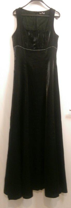 Abendkleid Vera Mont Gr. 36 schwarz