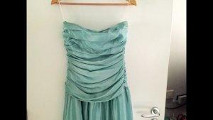 Abendkleid Vera Mont Kleid Ballkleid türkis