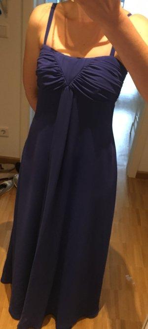 Abendkleid Vera Mont lang blau