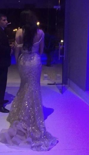 Abendkleid, Verlobungskleid, Ballkleid