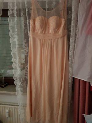 Abendkleid VM lang rosé