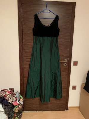 Angie Evening Dress forest green-dark green