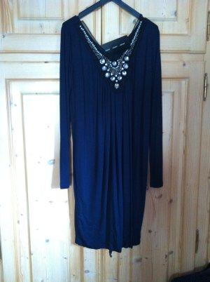 Abendkleid von Apart, Gr. 34, nachtblau