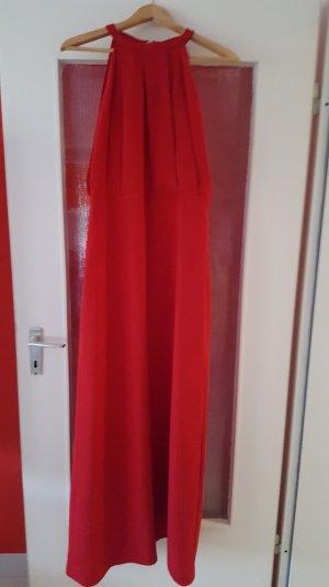 Abendkleid von Mango in rot