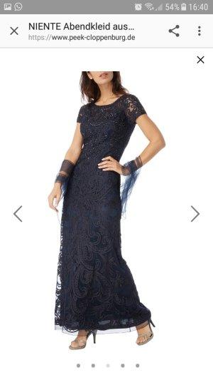 Abendkleid schwarz peek