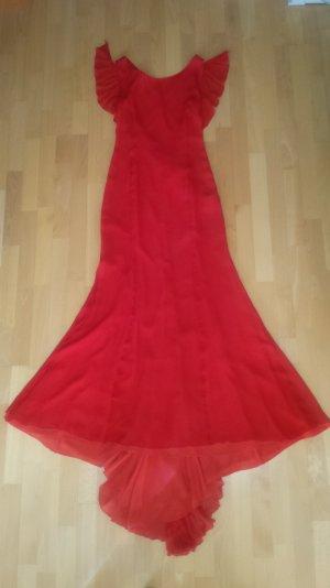 Abendkleid von Valentino in klassischem rot