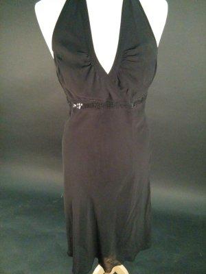 Abendkleid von Vero Moda, rückenfrei, in schwarz - neu