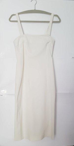 abendkleid white etui Kleid gr. 38 von Mcm