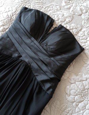 Heine Off the shoulder jurk zwart