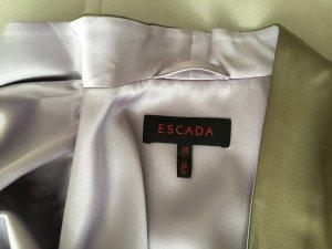 Abendkleidung vornehmer Seiden Jumpsuit mit Bolero von Escada