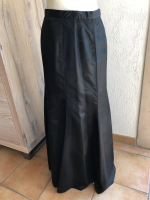 Madeleine Godet Skirt black acetate